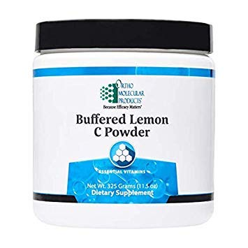 Ortho Molecular Products Buffered Lemon C Powder, 300 Gram
