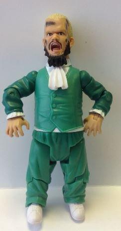 WWE Wrestling Action Figure Hornswoggle Loose Action Figure