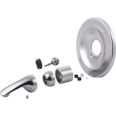 Delta RP54870 600 Series Tub and Shower Renovation Kit,
