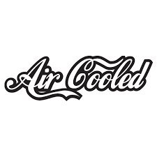 air cooled decal - 3