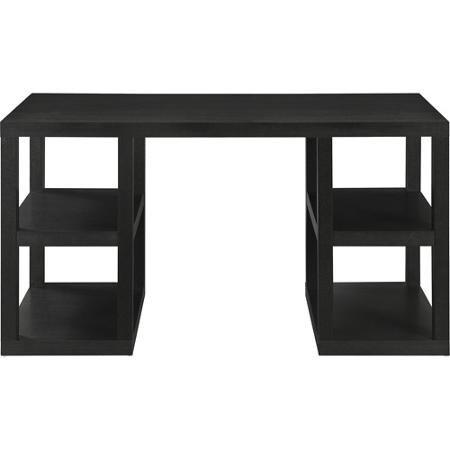Mainstays Double Pedestal Parsons Desk, Multiple Colors