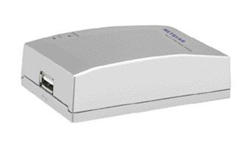 NETGEAR PS121 USB 2.0 Mini Print Server ()