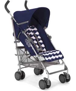 61dfe6b8a33ea Amazon.com : Mamas And Papas Trek 2 Pushchair - Navy. : Baby