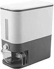 12Kg Auto Grain Case Cereal Dispenser Storage Box Kitchen Food Rice Container