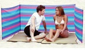 Beachtime Products Nylon Windscreen - 30' x 15'