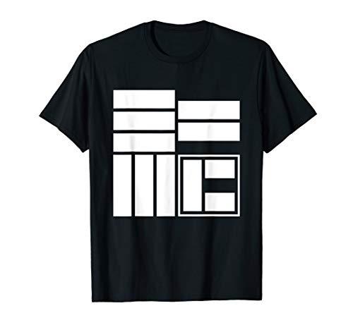 E=mc2 Einstein's Equation Physics Geek Shirt