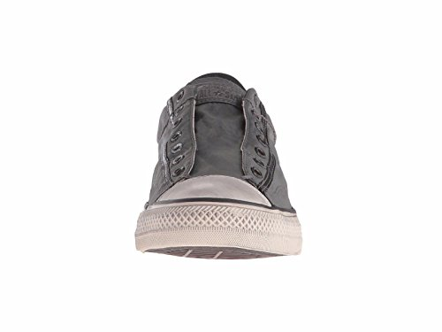 Converse X John Varvatos Unisex Chuck Taylor All-star Vintage Slip-on Nickel 153902c 3 Uomini / Donne 5