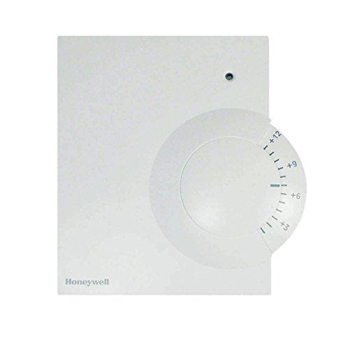 Honeywell evohome Funkraumthermostat für Einsatz mit Fußbodenregler, HCW82