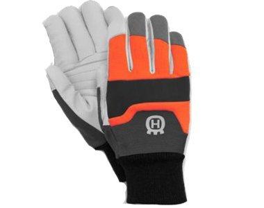 Husqvarna Forest Chain Saw Gloves - XL, Model# 579380212