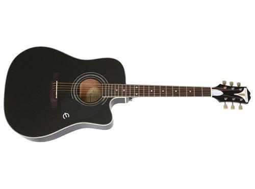Epiphone PRO-1 Ultra Acoustic/Electric EB(エボニー) アコースティックギター エレアコ (エピフォン PRO1) B00V4OYIG8
