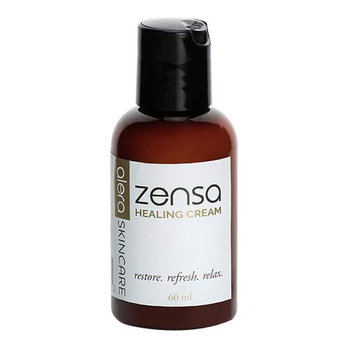 Zensa Healing Cream - All-Natural Topical Aftercare Lotion. Eczema Treatment Cream, Psoriasis Treatment Cream, Microblading Aftercare, Tattoo Aftercare, Waxing Aftercare, Moisturizer for Face and Body
