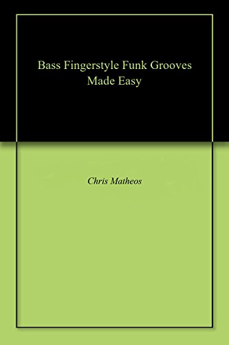 (Bass Fingerstyle Funk Grooves Made)