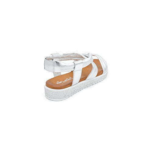 Strap with Shoes EU741AW1801 drudd WoMen Silver qxnwvIREB