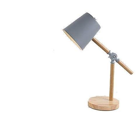 HWZQHJY Lámpara de diseño Escritorio LED Lámpara de escritorio ...