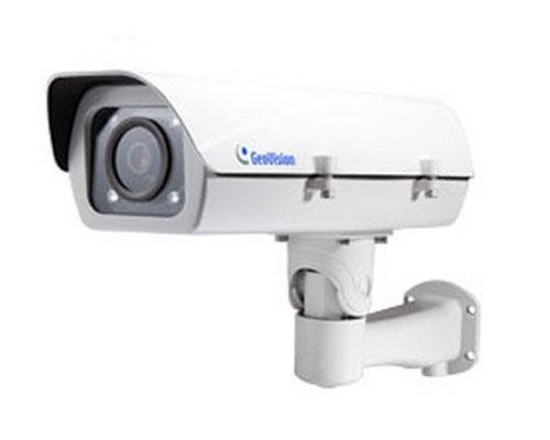 Geovision GV-LPC1100 1.3Mp Network License Plate Camera, up to 75mph ()