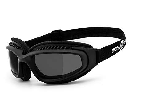 Chillout Rider®   SUPER DEAL   Motorradbrille, Motorradbrille winddicht, Herren & Damen  beschlagfrei, windabweisend…