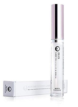 ceff3d6aca0 DLUX PROFESSIONAL LASH TREATMENT SERUM(5ml) WHITE/NATURAL INGREDIENTS/The  best NO