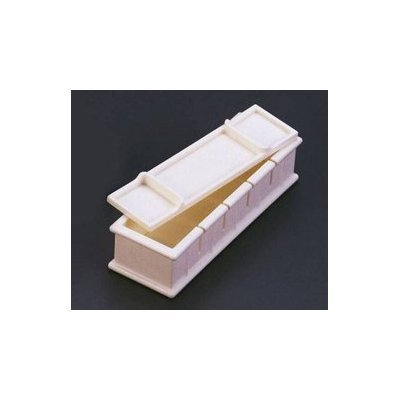 Happy Sales HS154085, Plastic Oshizushi Press Sushi Box Mold