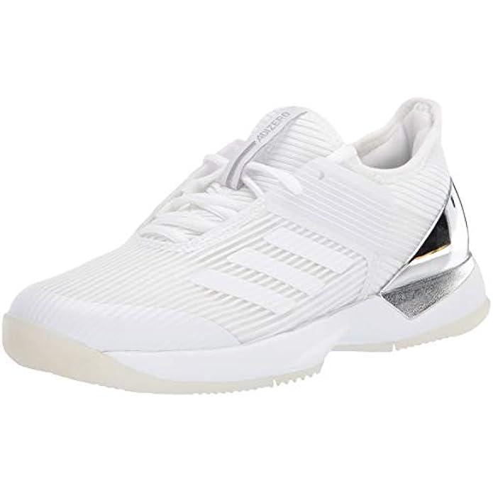 adidas Unisex-Adult Adizero Ubersonic 3 w Tennis Shoe