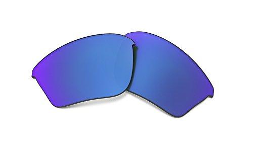Oakley Half Jacket 2.0 XL Replacement Lenses Sapphire Iridium Polarized ()