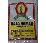 Laxmi Kala Nimak Salt (Ideal For Low Sodium Diets) - 3.5oz