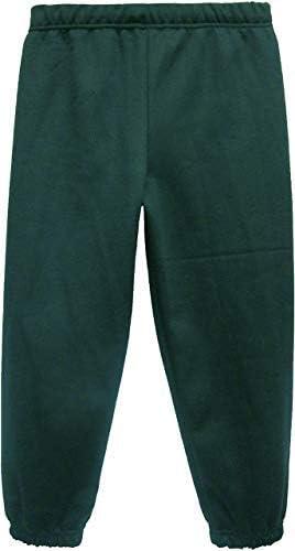 Bahob/® School Uniform Boys//Girls Sports Activewear PE Games Fleece Jogging Bottom