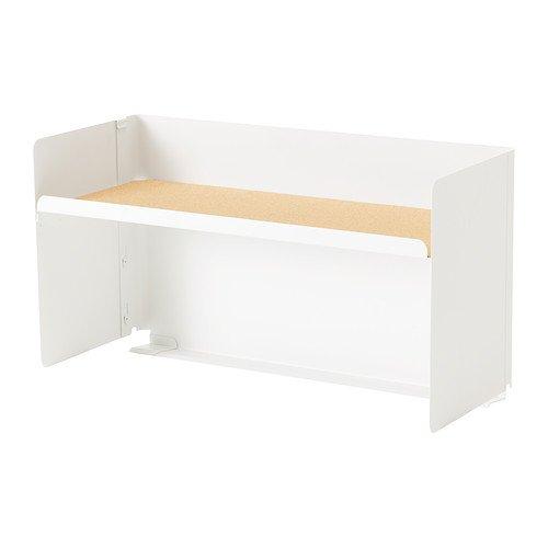 Ikea BEKANT – Estante de Escritorio, Blanco – 60 x 32 cm: Amazon ...