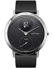Withings Steel HR Hybrid Smartwatch – zegarek fitness z pomiarem tętna i aktywności