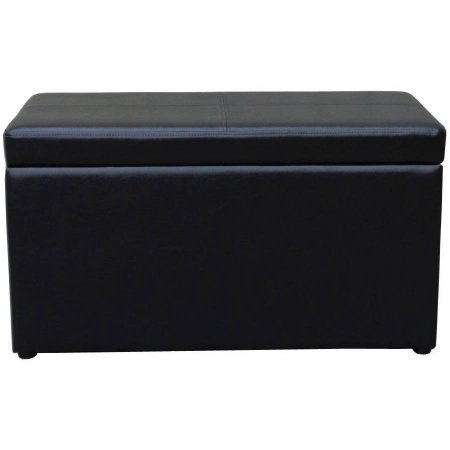Cheap Better Homes and Gardens 30 Inch Hinged Storage Ottoman