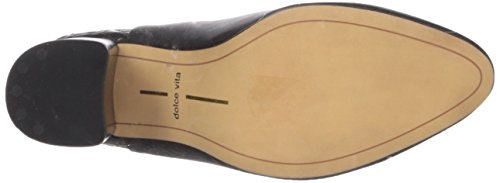 Dolce Black Renly Vita Women's Leather Mule rHqUrT