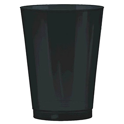 Amscan Party Pack Plastic Black