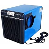 Horizon - Titan XP90 - Crawl Space Dehumidifier Comes With Built In Condensate Pump 90 Pints Per Day - 370 CFM