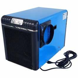Horizon - Titan XP90 - Crawl Space Dehumidifier Comes With Built In Condensate Pump 90 Pints Per Day - 370 CFM by Horizon Dehumidifier (Image #3)