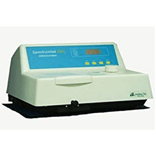 Gowe Visible Spectrophotometer, Wavelength Reproducibility: 1 nm