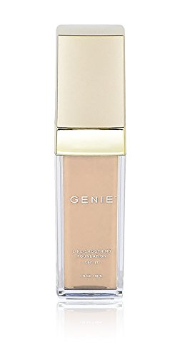 Line Smoothing Liquid Makeup Foundation (Genie Line Smoothing Foundation - Light)