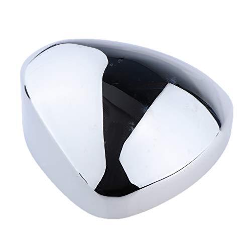 D DOLITY Left Chrome Air Box Filter Cover for Suzuki Boulevard VZR1800 M109R: