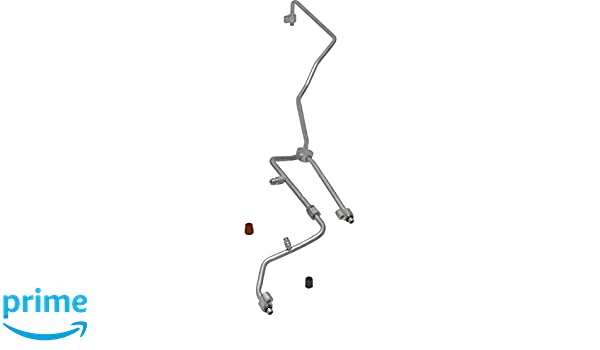 Compressor Lines-A//C Ac Line 15708750 GM OEM A//C Condenser