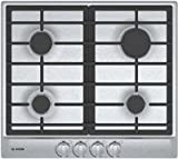 Bosch NGM5455UC 24' 500 Series Gas Cooktop in Stainless Steel