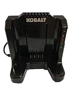 Kobalt 80 Volt Power Equipment Compact Battery Charger Model KRC 80-06