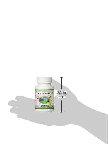 Maxi Health Yummie Oraldophilus - Acidophilus Probiotics - Tropical Flavor - 50 Chewies - Kosher by Maxi-Health (Image #5)