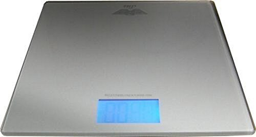 My Weigh Elite Series Bathroom Body Weight Scale, 400 lb.