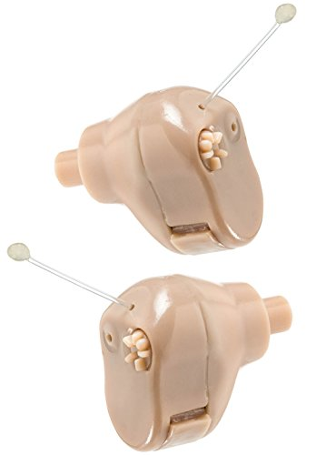 NewEAR Hearing Amplifier Ear ITC (Pair) ''Extra Small'' Second Generation by NewEar (Image #1)