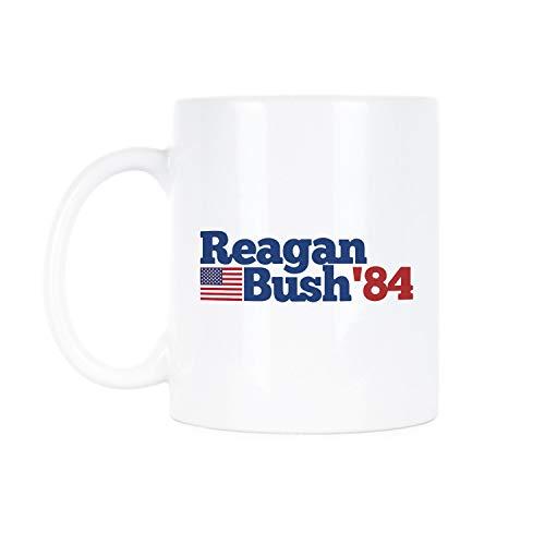 reagan bush mug - 7