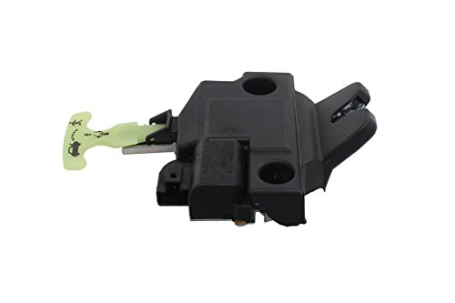 NewYall Trunk Door Lock Actuator Motor Integrated With Latch for Camry w/Keyless Entry