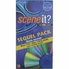 Scene It: Sequel Pack (Movie Edition): More Film Clips, Trivia Cards and Movie Stars!