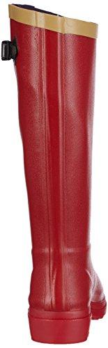 Aiglentine bambou Botines Mujer Aigle cardinal Para Rojo HWOaqdqw