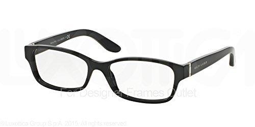 ralph lauren rl6139 eyeglass frames 5001 52 black