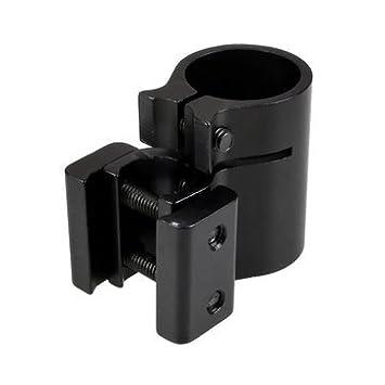 Dual 20mm Anillo 20mm carril Weaver Picatinny Base de montaje del alcance para Linterna de alcance