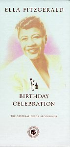 amazon 75th birthday celebration ella fitzgerald ビッグバンド