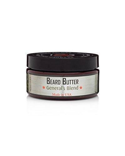 Bearded Soldier Beard Butter General's Blend, 3 oz